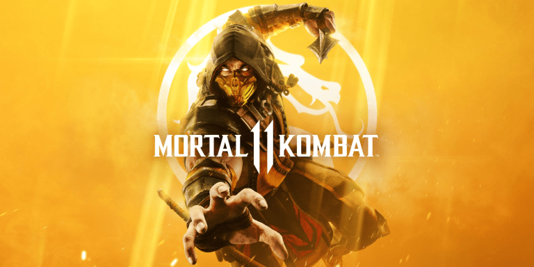 Mortal Kombat 11 Cover art, owned by NetherRealms Studio
