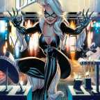 The cat is on the prowl, Black Cat nabs an ongoing series!