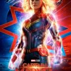 "Captain Marvel New TV Spot ""Trust"" and new promotional still."