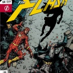 "Gotham Girl goes bad? ""The Price"" storyline continues in a preview of The Flash Issue #64"