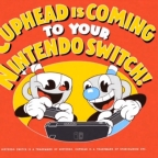 Cuphead is heading to the Switch!