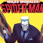 Miles Morales meets an Angel in Latest Issue