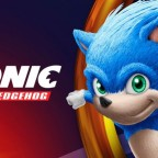 Sonic The Hedgehog First trailer is now live