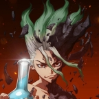 Coming this Summer to Crunchyroll: Dr. Stone