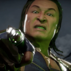 """Your Brother's Soul is mine.. You are next!"" Shang Tsung returns."