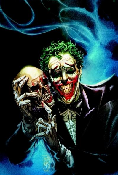 Year of the Villain: The Joker #1 Promotional Art