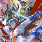 The Russos tackle GrimJack and Battle of the Planets