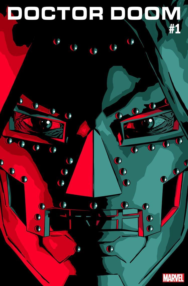 Victor Von Doom  Credit: Jack Kirby, Stan Lee