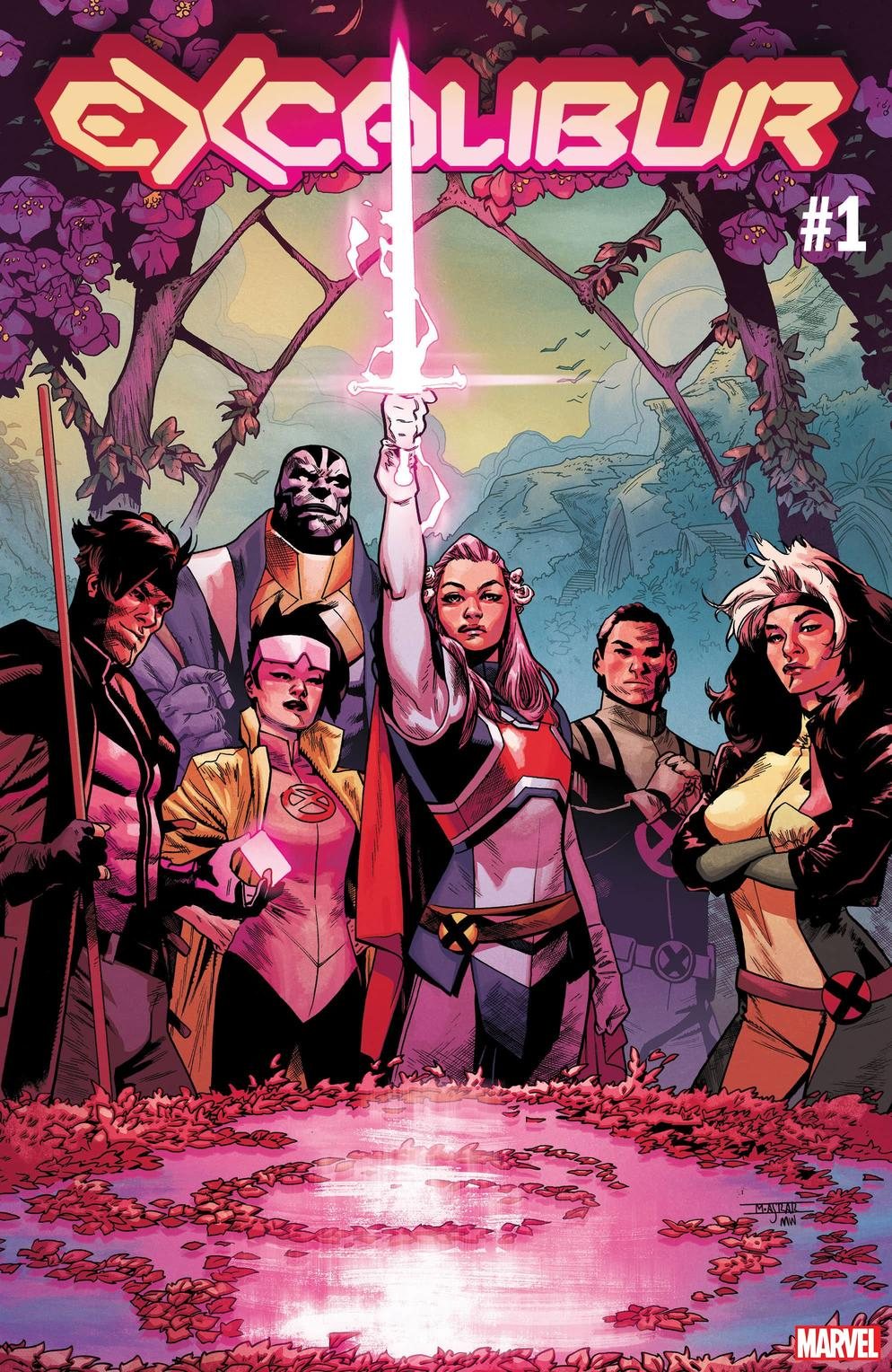 Jonathan Hickman brings forth the X-Men back into the spotlight  Credit: Jack Kirby, Stan Lee, Chris Claremont, Herb Trimpe, and Fred Kida  ©Marvel Comics 2019
