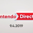 The Nintendo Direct Roundup-September Edition