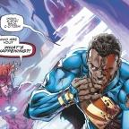Flash Forward #1: Wally's Journey Begins