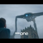 The War of The Worlds trailer released yesterday
