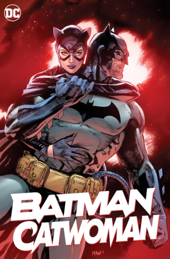 Batman/Catwoman Cover