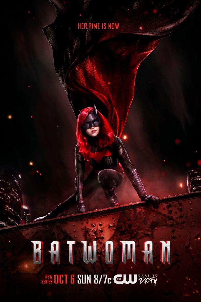 Batwoman Visual