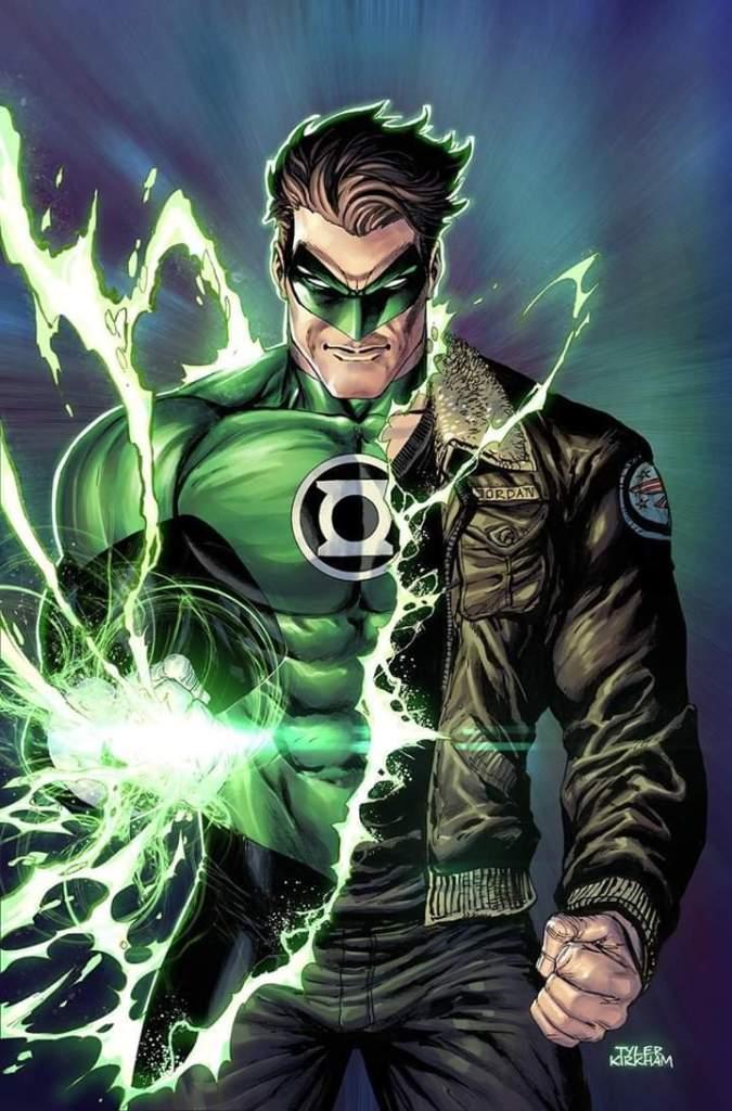 Green Lantern_Hal Jordan