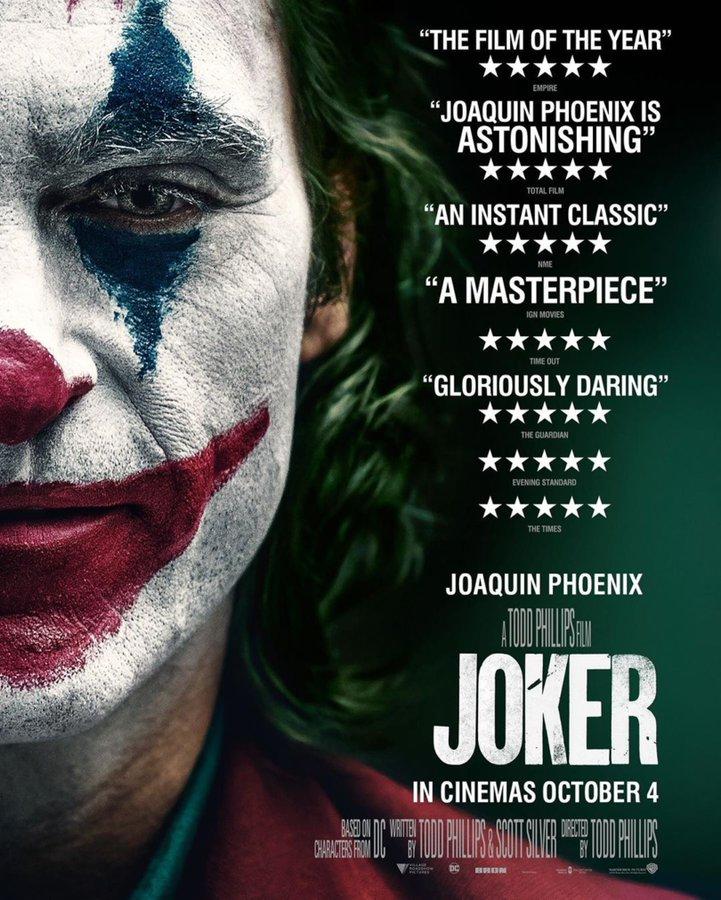 Joker-Critics-Poster