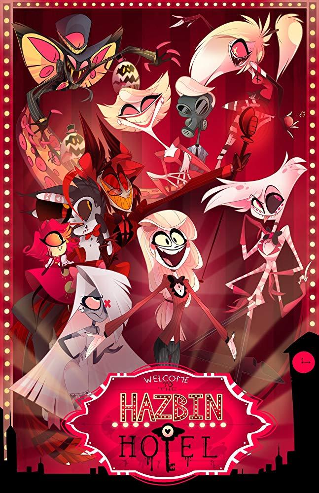 Hazbin Hotel Poster