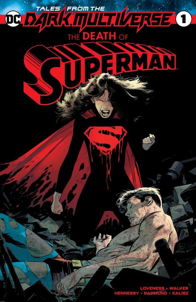 TFTDM_Death of Superman