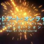 Sword Art Online WoU Episode 1-2