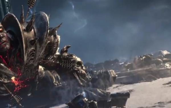 World of Warcraft Shadowlands Still