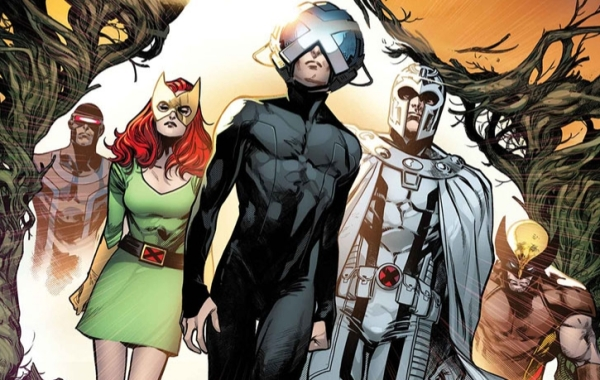 House of X Banner
