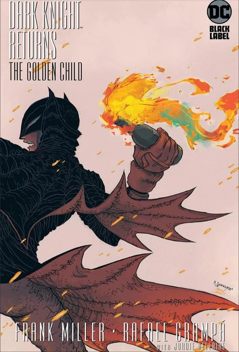 Dark Knight Returns: The Golden Child Variant