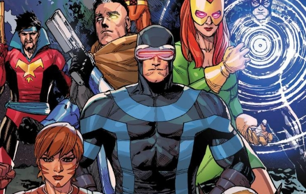 X-Men #1 Banner