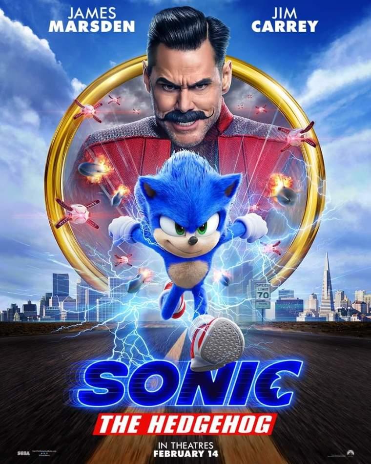 Sonic-Film-Poster