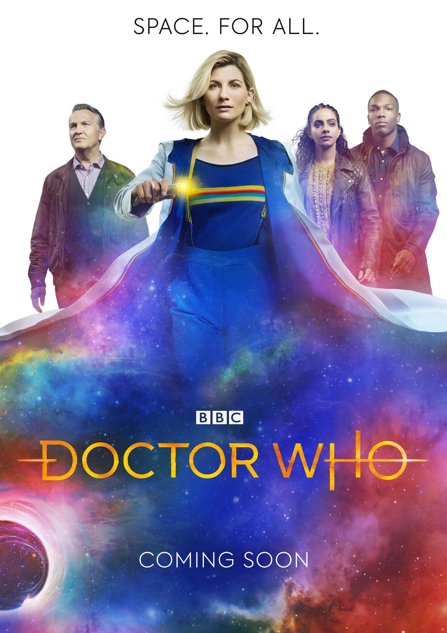 Doctor Who Season Twelve Poster