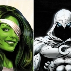 Writers have been picked for Disney Plus's She-Hulk and Moon Knight