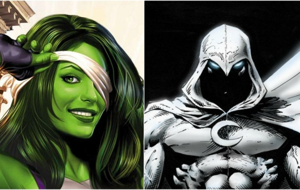 She-Hulk and Moon Knight