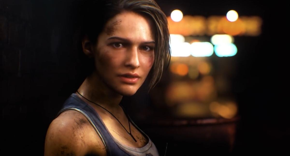 Resident Evil 3 Trailer1