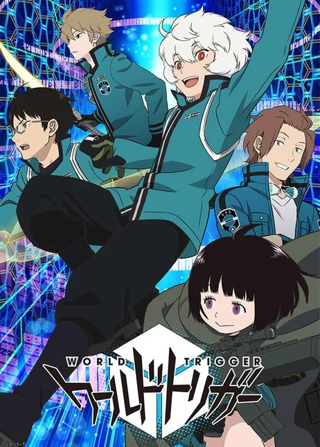 World Trigger Visual