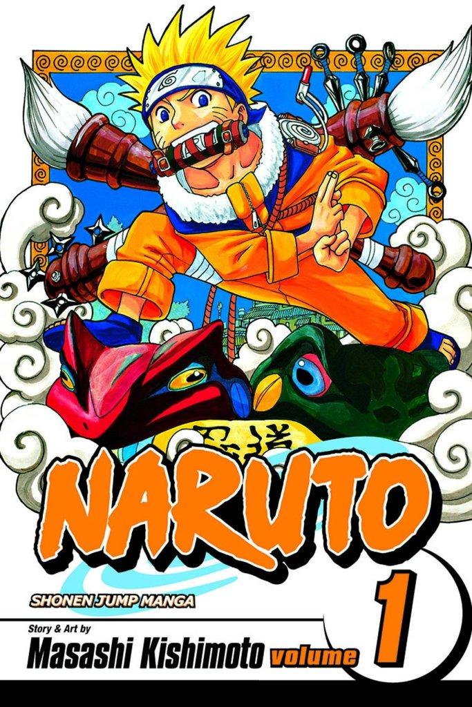 Naruto Vol1
