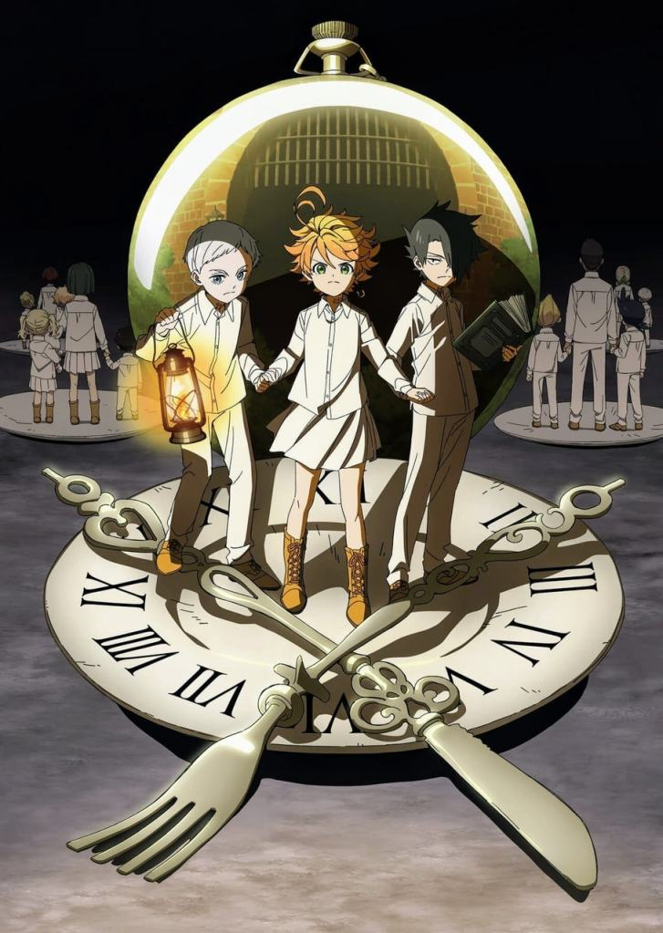 The Promised Neverland Visual 1