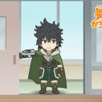 A Wild Shield-Hero has appeared in the latest preview of Isekai Quartet2
