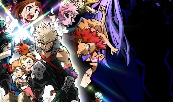 MHA: Heroes Rising Banner