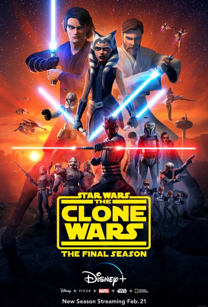 Star Wars Clone Wars Final Trailer-Visual