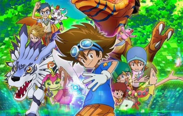 Digimon Adventures-TV Visual