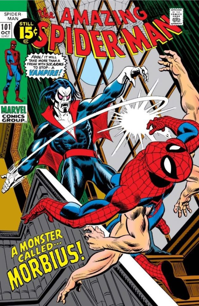 Amazing Spider-Man Issue 101