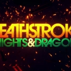 """Deathstroke: Knights and Dragons Part One- """"The Knight has been slain"""""""