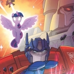 Transformers: The Allspark is Magic? MLP and Transformers to crossover!