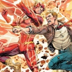 Marv Wolfman and Riley Rossmo pays tribute to The Silver Age of The Flash