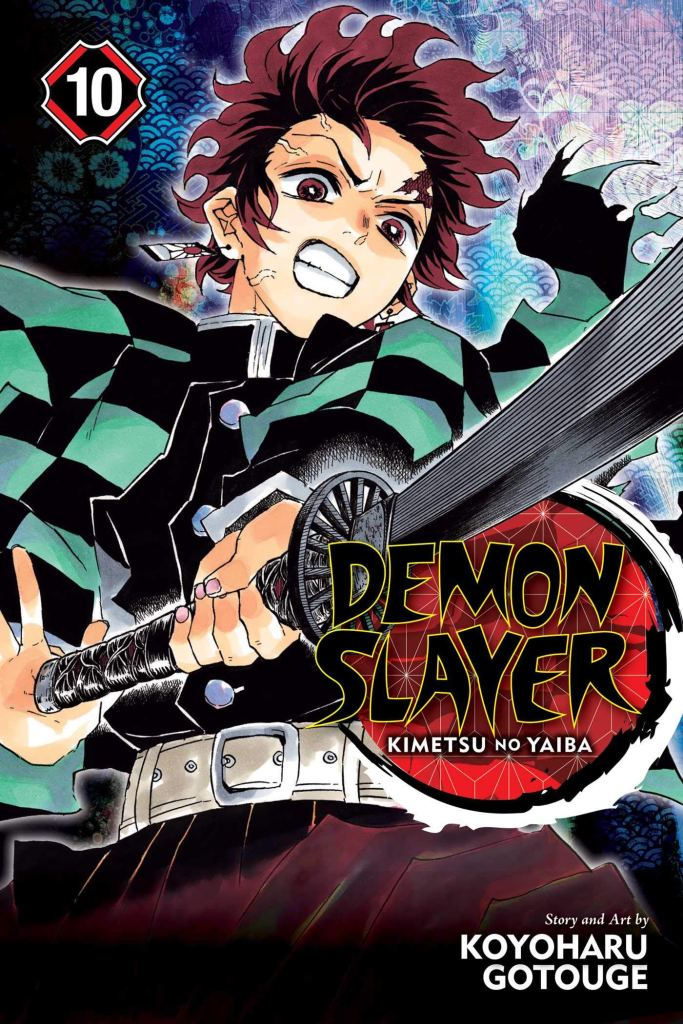 Demon Slayer Volume Ten