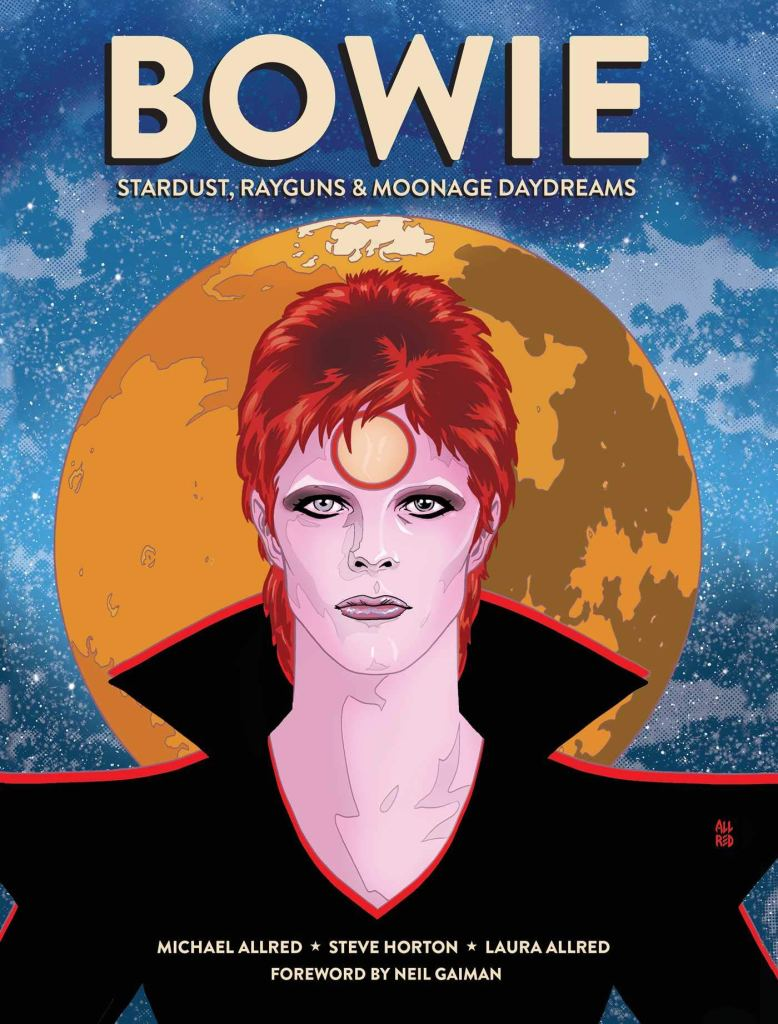 Bowie-Graphic Novel
