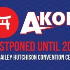 Dallas's Anime Convention 'A-Kon' postponed due to Coronavirus Concern