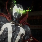 The latest Mortal Kombat DLC Trailer shows off Spawn in action