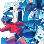 Trigger's BNA Series reveals more Cast Visuals, New Release Date