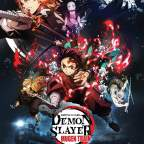 Demon Slayer's First Movie gets a release date and a new Poster