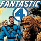 Mark Waid and Neal Adams team up for new Fantastic Four story